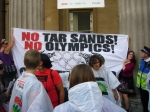 2010 Winter Olympics are destroying native lands too