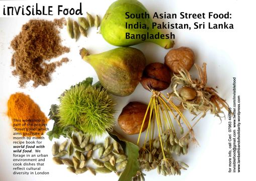 South Asian Street Food with Ceri Buckmaster